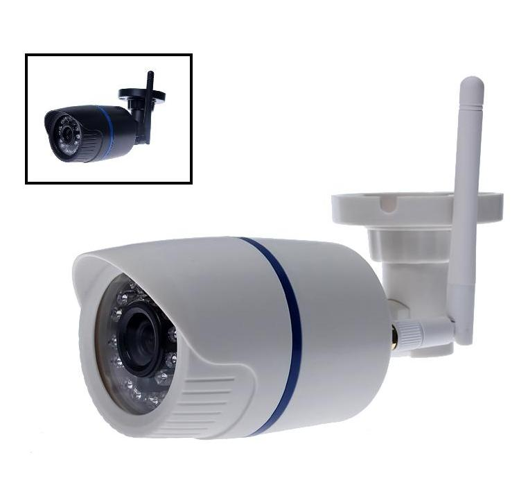 ABS-Plastic-IP-Camera-Wifi-802-11b-g-n-Wireless-Camera-Bullet-Waterproof-Camera-IP